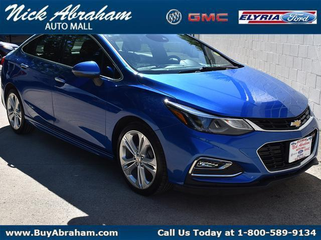 2017 Chevrolet Cruze Vehicle Photo in ELYRIA, OH 44035-6349