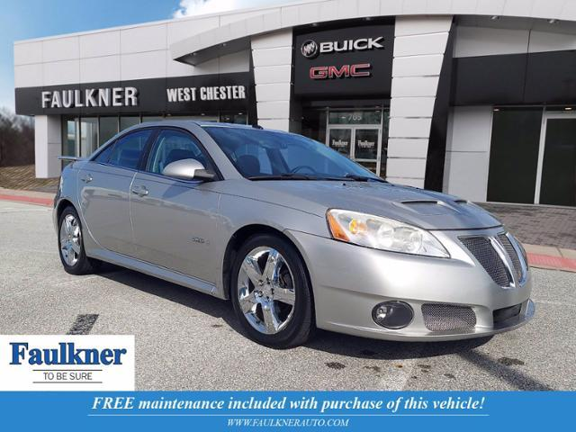 2008 Pontiac G6 Vehicle Photo in WEST CHESTER, PA 19382-4976