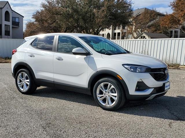 2021 Buick Encore GX Vehicle Photo in Fort Worth, TX 76116