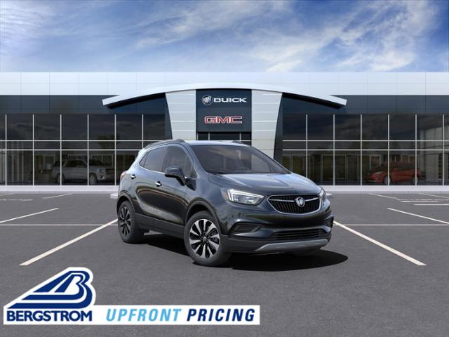 2021 Buick Encore Vehicle Photo in Green Bay, WI 54304