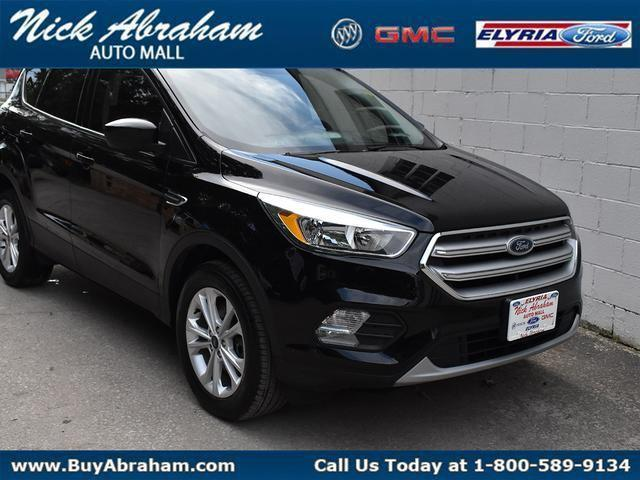 2018 Ford Escape Vehicle Photo in ELYRIA, OH 44035-6349