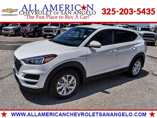 2020 Hyundai Tucson Vehicle Photo in SAN ANGELO, TX 76903-5798