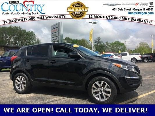 2016 Kia Sportage Vehicle Photo in Morrison, IL 61270
