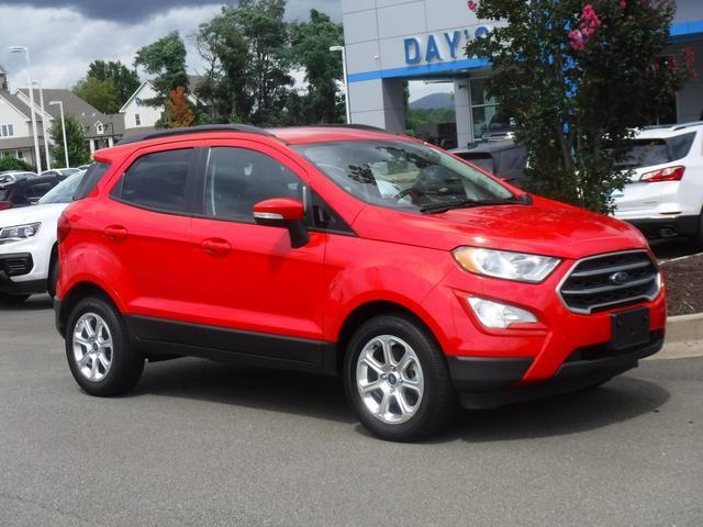 2019 Ford EcoSport Vehicle Photo in Jasper, GA 30143