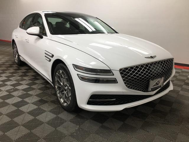 2021 Genesis G80 Vehicle Photo in Appleton, WI 54913