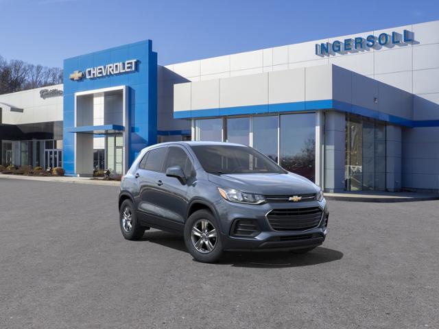 2021 Chevrolet Trax Vehicle Photo in DANBURY, CT 06810-5034