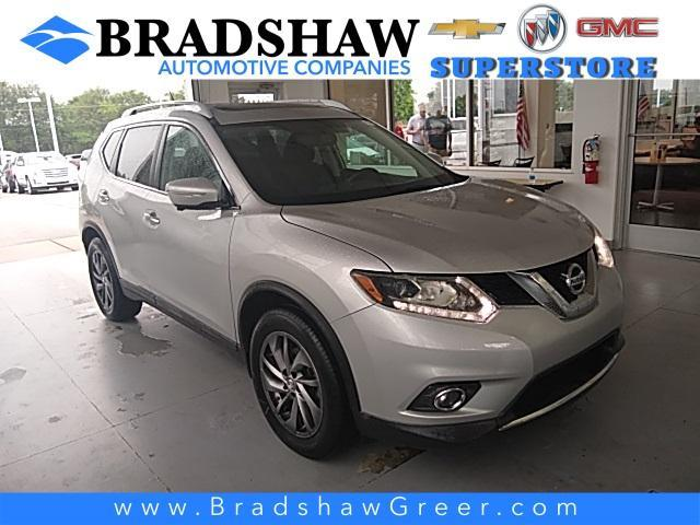 2015 Nissan Rogue Vehicle Photo in GREER, SC 29651-1559