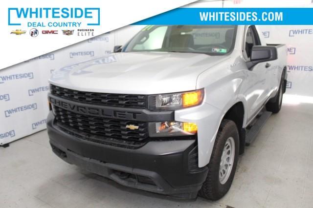 2021 Chevrolet Silverado 1500 Vehicle Photo in St. Clairsville, OH 43950