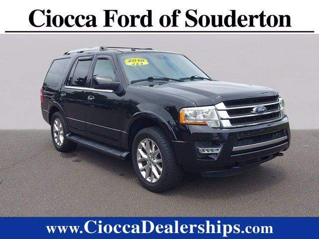 2016 Ford Expedition Vehicle Photo in Souderton, PA 18964-1034