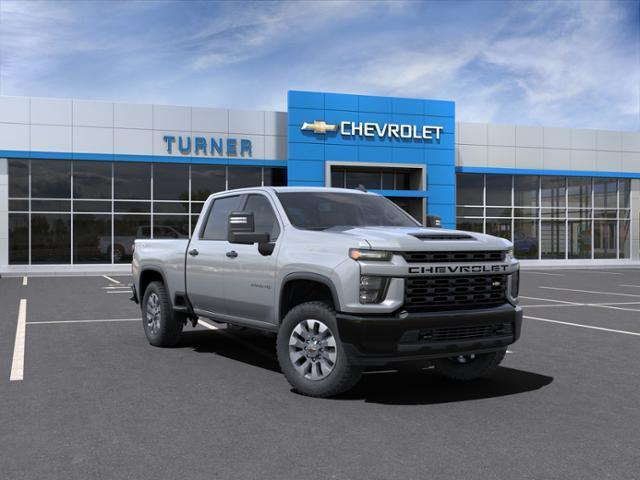 2021 Chevrolet Silverado 2500HD Vehicle Photo in CROSBY, TX 77532-9157