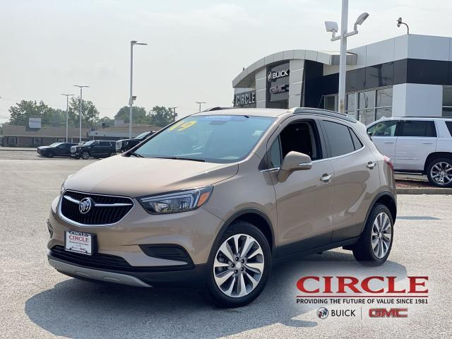 2019 Buick Encore Vehicle Photo in HIGHLAND, IN 46322-2603