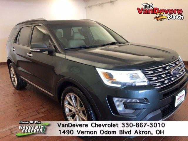2016 Ford Explorer Vehicle Photo in AKRON, OH 44320-4088