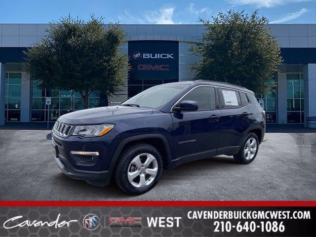 2019 Jeep Compass Vehicle Photo in San Antonio, TX 78254