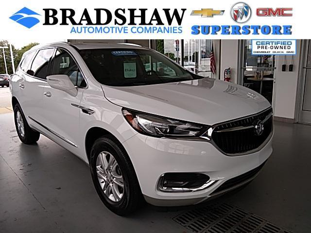 2020 Buick Enclave Vehicle Photo in GREER, SC 29651-1559