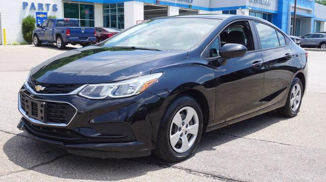 2018 Chevrolet Cruze Vehicle Photo in MILFORD, OH 45150-1684
