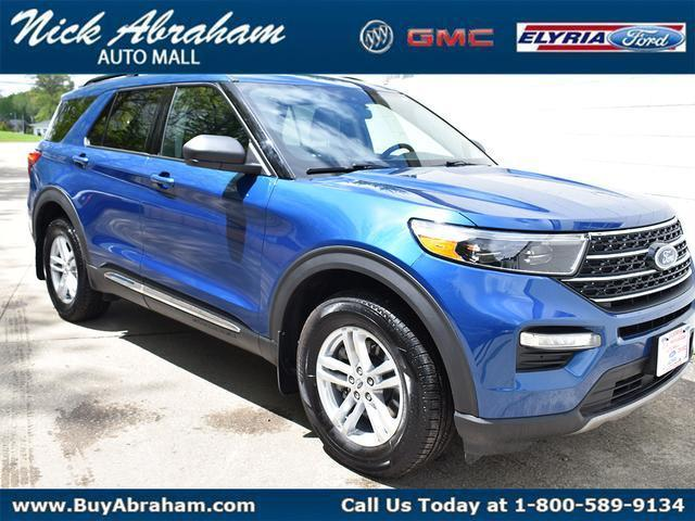 2020 Ford Explorer Vehicle Photo in Elyria, OH 44035
