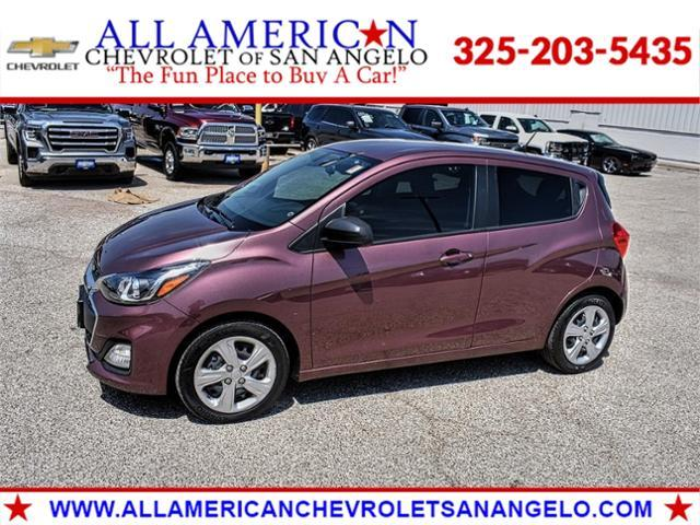 2019 Chevrolet Spark Vehicle Photo in SAN ANGELO, TX 76903-5798