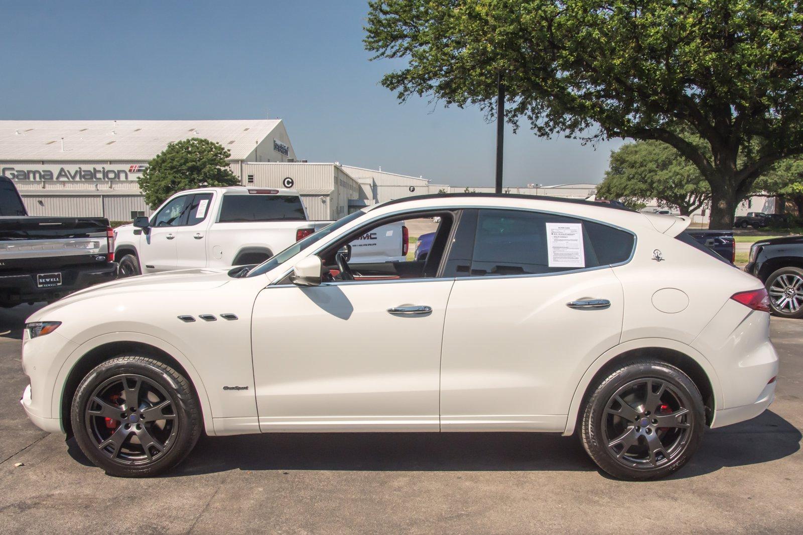 2018 Maserati Levante Vehicle Photo in Dallas, TX 75209