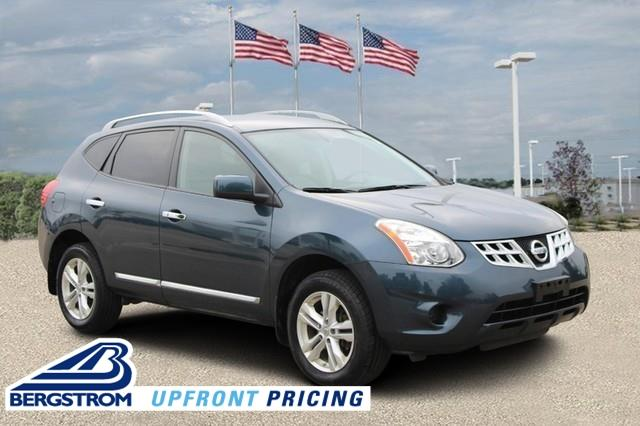 2012 Nissan Rogue Vehicle Photo in MADISON, WI 53713-3220