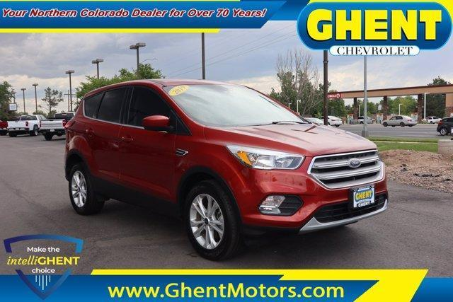 2019 Ford Escape Vehicle Photo in GREELEY, CO 80634-4125