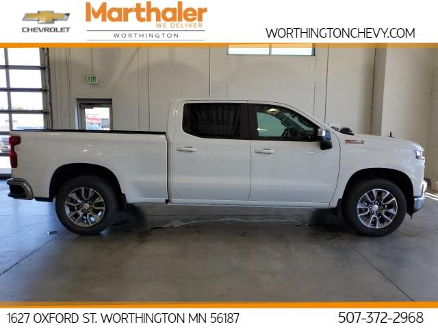2021 Chevrolet Silverado 1500 Vehicle Photo in Worthington, MN 56187