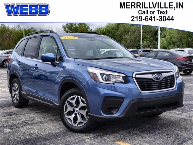 2019 Subaru Forester Vehicle Photo in Merrillville, IN 46410
