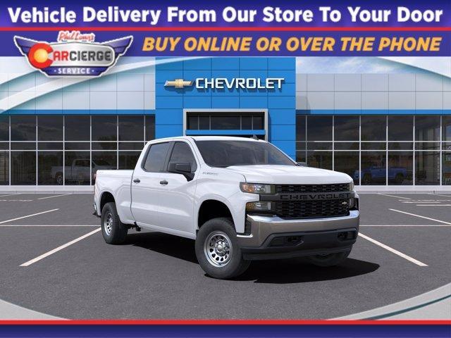 2021 Chevrolet Silverado 1500 Vehicle Photo in Colorado Springs, CO 80905