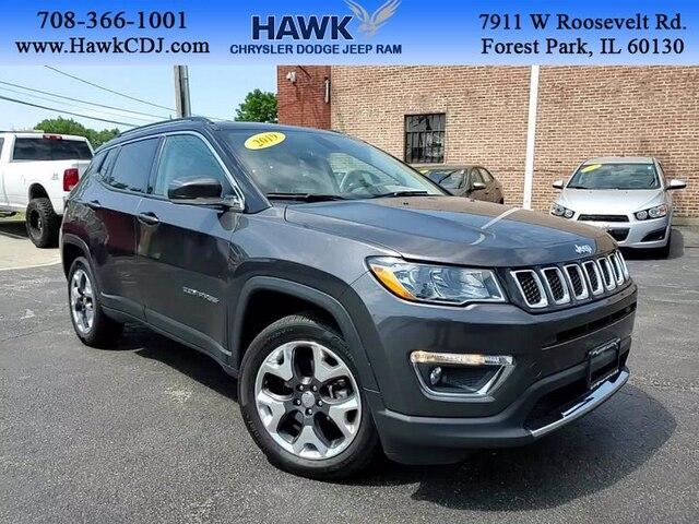 2019 Jeep Compass Vehicle Photo in Plainfield, IL 60586