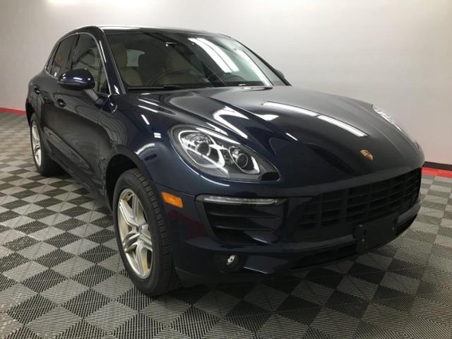 2018 Porsche Macan Vehicle Photo in Appleton, WI 54913