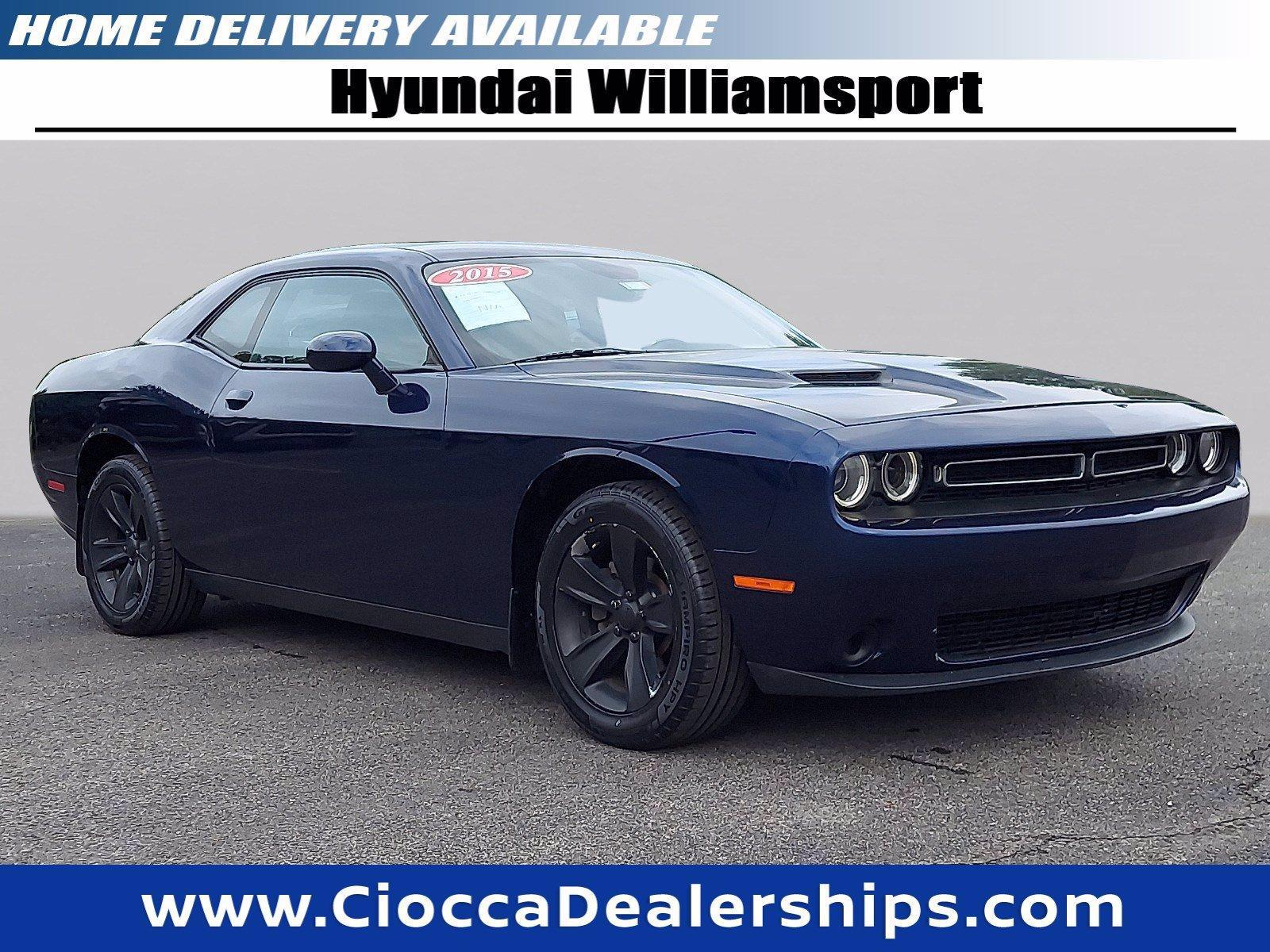 2015 Dodge Challenger Vehicle Photo in Muncy, PA 17756