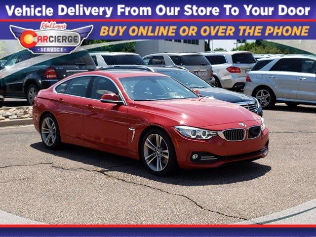 2016 BMW 428i Vehicle Photo in Colorado Springs, CO 80905