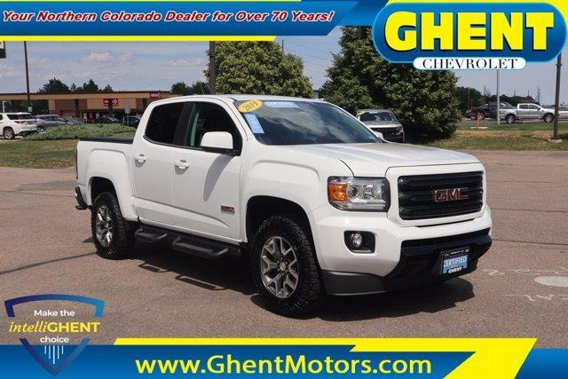 2019 GMC Canyon Vehicle Photo in GREELEY, CO 80634-4125