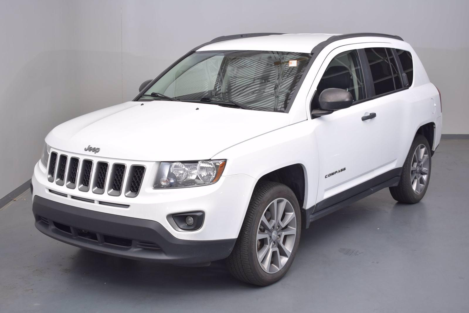 2017 Jeep Compass Vehicle Photo in Cary, NC 27511