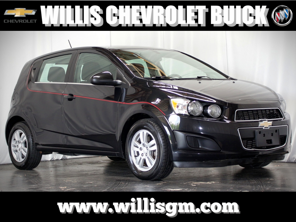 2015 Chevrolet Sonic Vehicle Photo in Smyrna, DE 19977