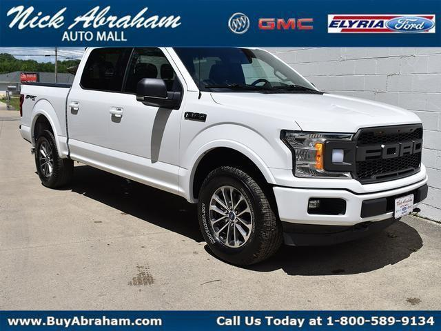 2020 Ford F-150 Vehicle Photo in ELYRIA, OH 44035-6349
