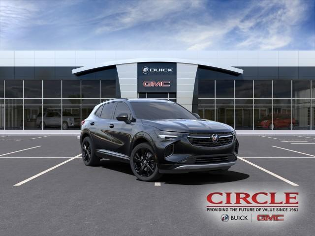 2021 Buick Envision Vehicle Photo in HIGHLAND, IN 46322-2603