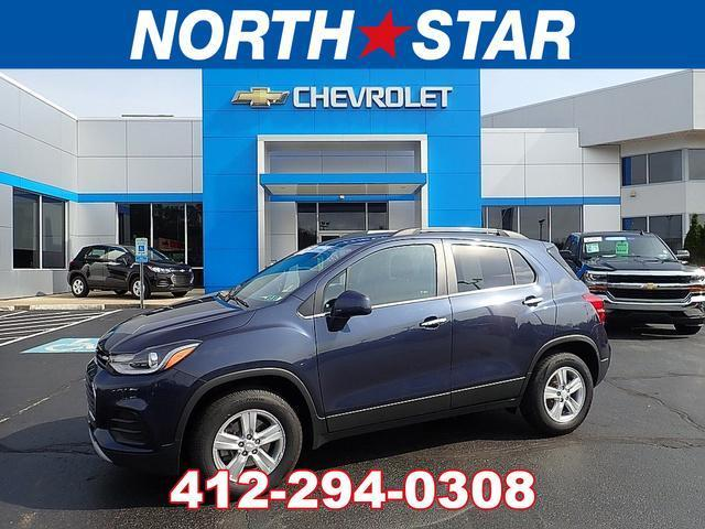2018 Chevrolet Trax Vehicle Photo in Moon Township, PA 15108