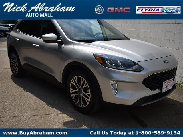 2020 Ford Escape Vehicle Photo in ELYRIA, OH 44035-6349