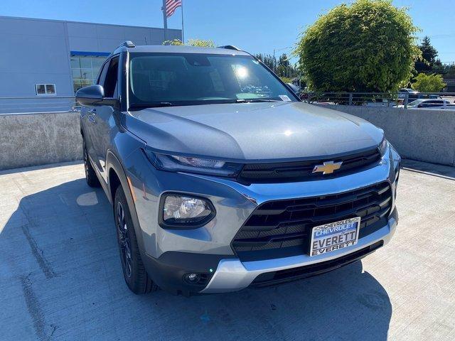 2021 Chevrolet Trailblazer Vehicle Photo in EVERETT, WA 98203-5662