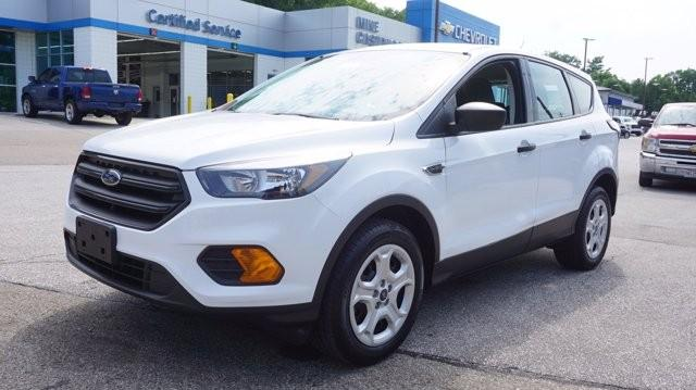 2018 Ford Escape Vehicle Photo in MILFORD, OH 45150-1684