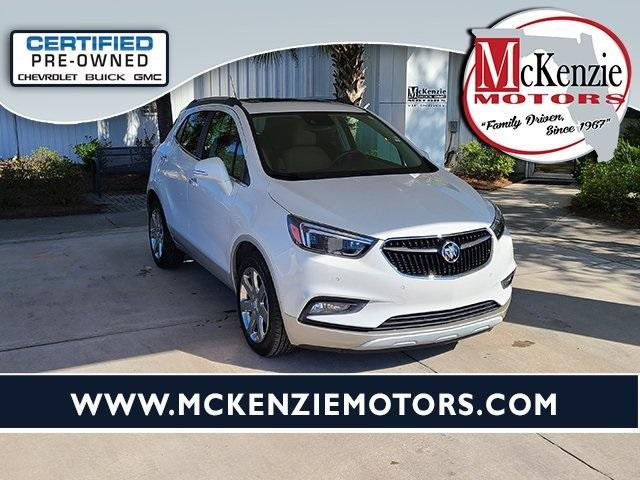 2017 Buick Encore Vehicle Photo in Milton, FL 32570