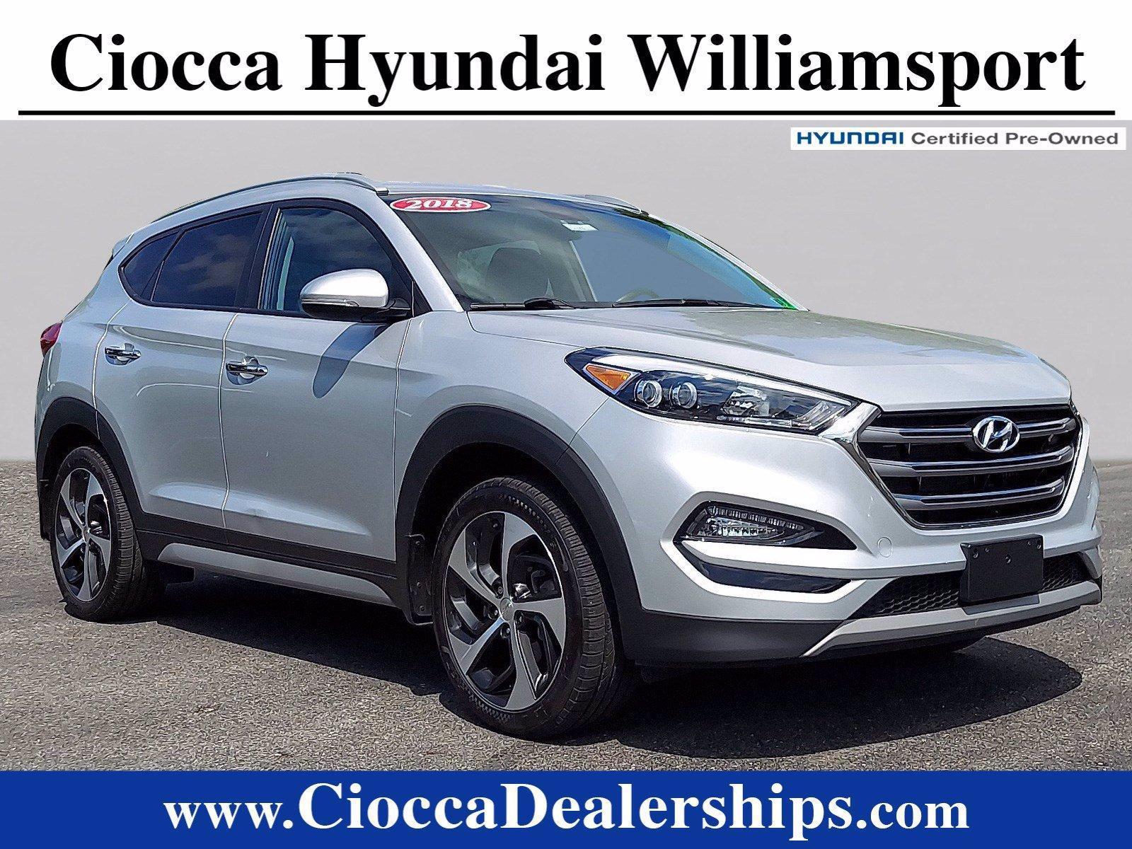 2018 Hyundai Tucson Vehicle Photo in Muncy, PA 17756