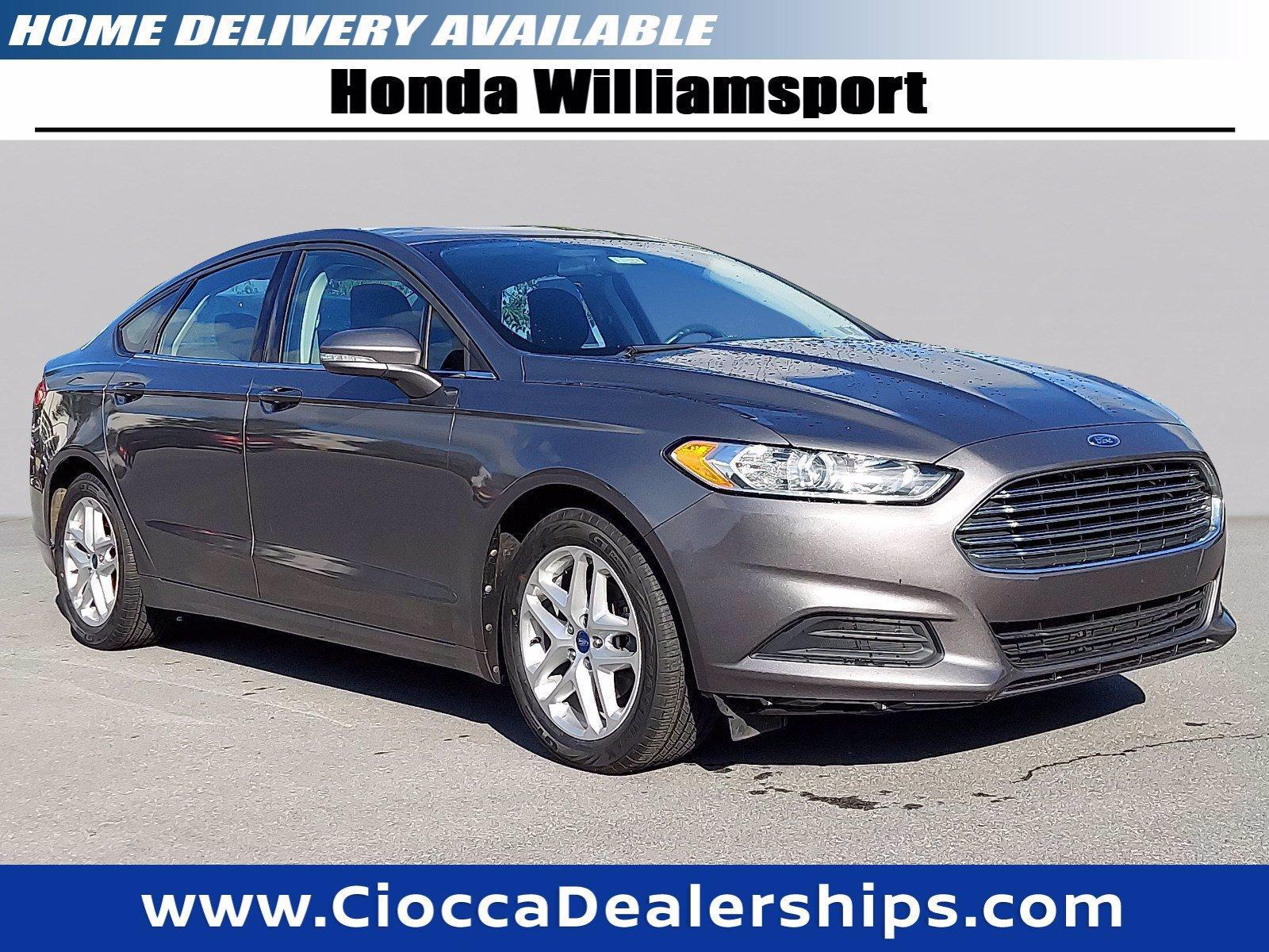 2013 Ford Fusion Vehicle Photo in Muncy, PA 17756