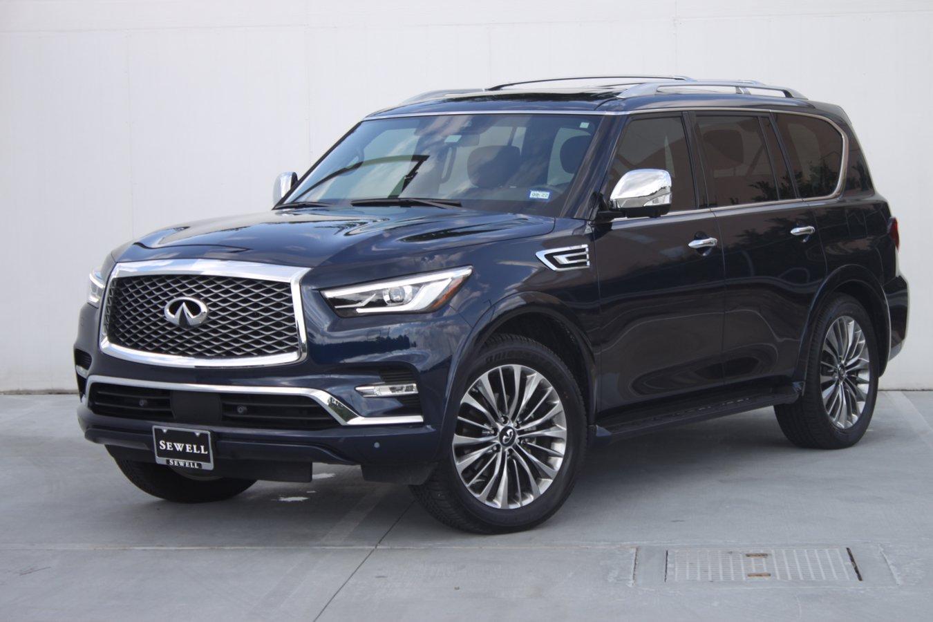 2021 INFINITI QX80 Vehicle Photo in Houston, TX 77090
