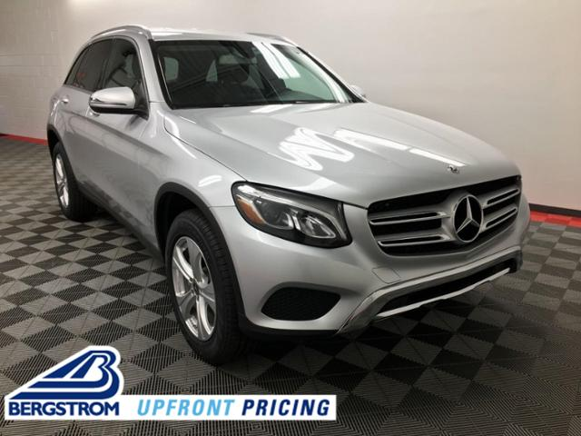 2018 Mercedes-Benz GLC Vehicle Photo in Appleton, WI 54913