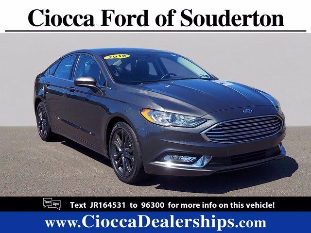 2018 Ford Fusion Vehicle Photo in Souderton, PA 18964-1034