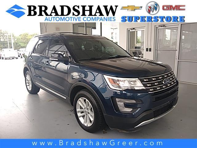 2017 Ford Explorer Vehicle Photo in GREER, SC 29651-1559