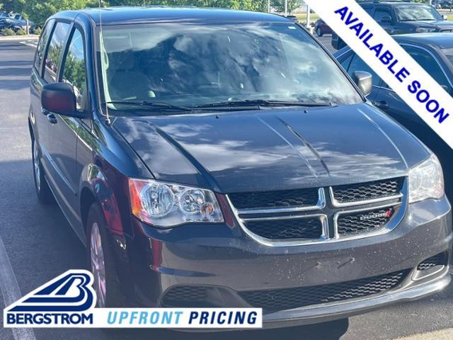 2014 Dodge Grand Caravan Vehicle Photo in Appleton, WI 54913