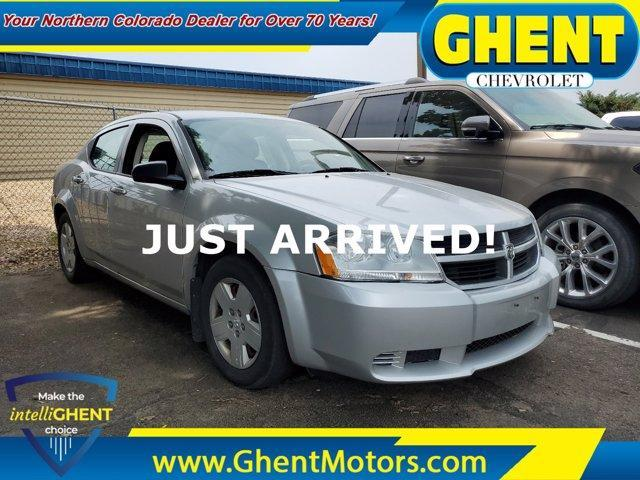 2009 Dodge Avenger Vehicle Photo in GREELEY, CO 80634-4125