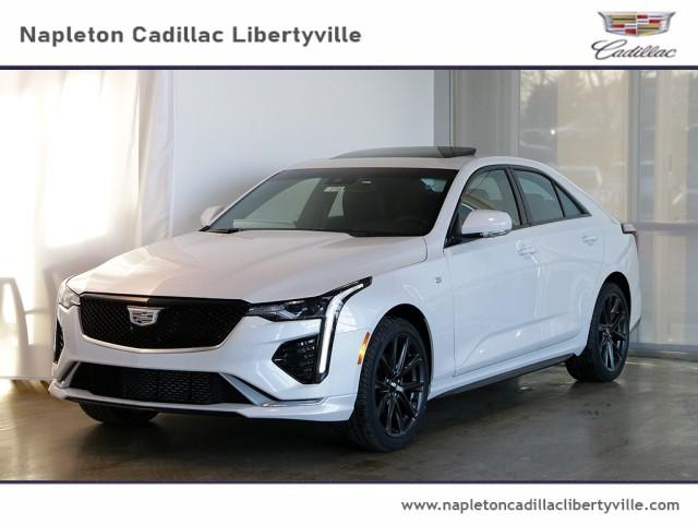 2021 Cadillac CT4 Vehicle Photo in Libertyville, IL 60048